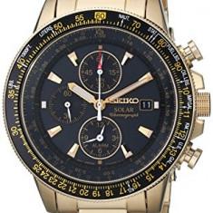 Seiko Men's SSC008 Alarm Chronograph | 100% original, import SUA, 10 zile lucratoare a22207 - Ceas barbatesc
