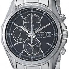 Seiko Men's SSC001 Alarm Chronograph | 100% original, import SUA, 10 zile lucratoare a22207 - Ceas barbatesc Seiko, Quartz