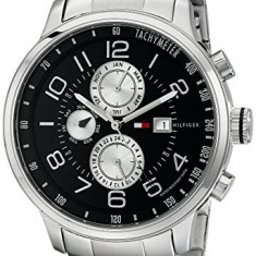 Tommy Hilfiger Men's 1790860 Stainless | 100% original, import SUA, 10 zile lucratoare a22207 - Ceas barbatesc Tommy Hilfiger, Lux - sport