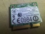 placa wireless DW1397 Broadcom 4312 Dell Inspiron 1546 1545 bcm94312hmg