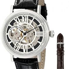 Stuhrling Original Men's 168S 33151 | 100% original, import SUA, 10 zile lucratoare a22207 - Ceas barbatesc Stuhrling, Mecanic-Automatic