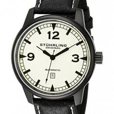Stuhrling Original Men's 129XL 335566   100% original, import SUA, 10 zile lucratoare a22207 - Ceas barbatesc Stuhrling, Mecanic-Manual
