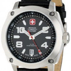 Wenger Outback Black White Dial | 100% original, import SUA, 10 zile lucratoare a22207 - Ceas barbatesc