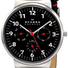 Skagen Men's SKW6096 Ancher Quartz | 100% original, import SUA, 10 zile lucratoare a22207 - Ceas barbatesc