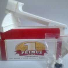 Aparat pentru injectat tutun in tigari marca Primus - Aparat rulat tigari