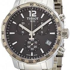 Tissot Men's T0954171106700 Quickster Analog | 100% original, import SUA, 10 zile lucratoare a32207 - Ceas barbatesc Tissot, Casual, Quartz