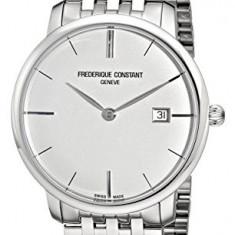 Frederique Constant Men's FC-306S4S6B Curved | 100% original, import SUA, 10 zile lucratoare a32207 - Ceas barbatesc Frederique Constant, Mecanic-Automatic