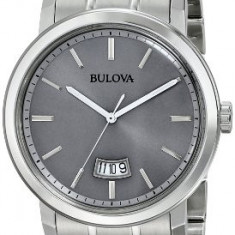 Bulova Men's 96B200 Analog Display | 100% original, import SUA, 10 zile lucratoare a22207 - Ceas barbatesc Bulova, Quartz