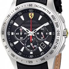 Ferrari Men's 0830039 Scuderia Analog   100% original, import SUA, 10 zile lucratoare a32207 - Ceas barbatesc Ferrari, Casual, Quartz