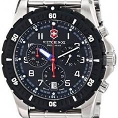 Victorinox Men's 241679 Analog Display   100% original, import SUA, 10 zile lucratoare a32207 - Ceas barbatesc Victorinox, Sport, Quartz
