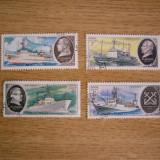 TS - TIMBRE FOSTA URSS - CM3 - Timbre straine, Transporturi, Stampilat