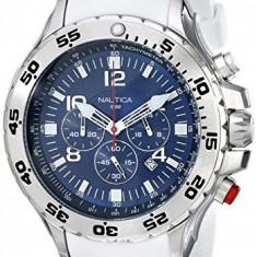 Nautica Men's N14537G NST Stainless | 100% original, import SUA, 10 zile lucratoare a22207 - Ceas barbatesc Nautica, Quartz