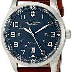 Victorinox Men's 241507 AirBoss Analog | 100% original, import SUA, 10 zile lucratoare a32207 - Ceas barbatesc Victorinox, Mecanic-Automatic