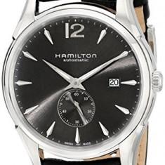 Hamilton Men's H38655785 Jazzmaster Slim | 100% original, import SUA, 10 zile lucratoare a32207 - Ceas barbatesc Hamilton, Mecanic-Automatic