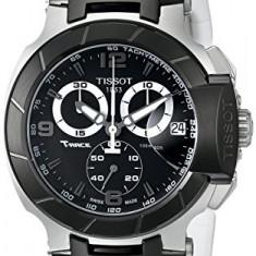 Tissot Men's T0484172705705 T-Race Black | 100% original, import SUA, 10 zile lucratoare a32207 - Ceas barbatesc
