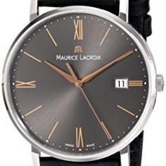 Maurice Lacroix Men's EL1087-SS001-811 Eliros | 100% original, import SUA, 10 zile lucratoare a32207 - Ceas barbatesc Maurice Lacroix, Quartz