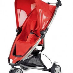 Carucior Quinny Zapp, 6+ luni, max.15 Kg, Red Revolution - Carucior copii 2 in 1