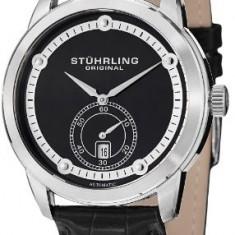 Stuhrling Original Men's 720 02 | 100% original, import SUA, 10 zile lucratoare a22207 - Ceas barbatesc Stuhrling, Mecanic-Automatic