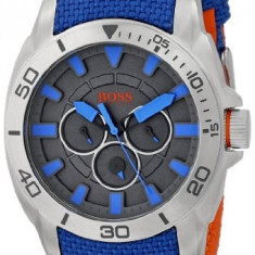 BOSS Orange Men's 1513014 Shanghai | 100% original, import SUA, 10 zile lucratoare a22207 - Ceas barbatesc Hugo Boss, Lux - sport, Quartz