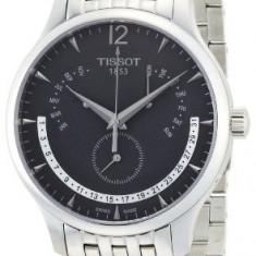 Tissot Men's T063 637 11 | 100% original, import SUA, 10 zile lucratoare a32207