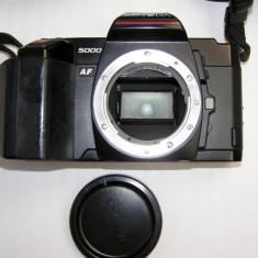 Minolta 5000 AF body _2 - Aparat Foto cu Film Konica Minolta
