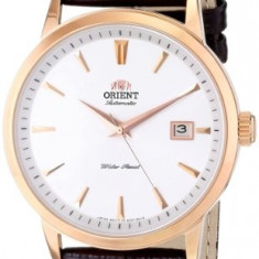 Orient Men's FER27003W0 Symphony Stainless | 100% original, import SUA, 10 zile lucratoare a32207 - Ceas barbatesc Orient, Mecanic-Automatic