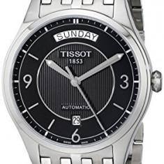 Tissot Men's T0384301105700 T-One Day-Date | 100% original, import SUA, 10 zile lucratoare a32207 - Ceas barbatesc Tissot, Mecanic-Automatic