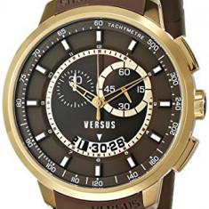 Versus by Versace Men's SGV120014 | 100% original, import SUA, 10 zile lucratoare a32207 - Ceas barbatesc Versace, Sport, Quartz