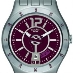 Swatch Men's YTS405G Quartz Date | 100% original, import SUA, 10 zile lucratoare a22207 - Ceas barbatesc Swatch, Casual