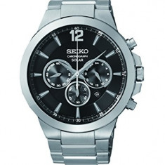 Seiko Men's SSC321 Analog Display | 100% original, import SUA, 10 zile lucratoare a32207 - Ceas barbatesc Seiko, Quartz