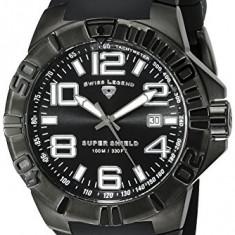 Swiss Legend Men's 40117-BB-01 Super | 100% original, import SUA, 10 zile lucratoare a12107 - Ceas barbatesc Swiss Legend, Quartz