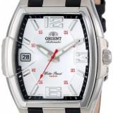Orient Men's CERAL007W0 Equalizer Date-Magnifier   100% original, import SUA, 10 zile lucratoare a32207 - Ceas barbatesc