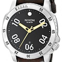 Nixon Men's A508019 Ranger Leather | 100% original, import SUA, 10 zile lucratoare a32207 - Ceas barbatesc Nixon, Quartz