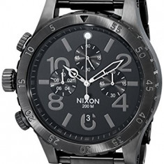 Nixon Men's A486632 48-20 Chrono | 100% original, import SUA, 10 zile lucratoare a32207 - Ceas barbatesc Nixon, Quartz