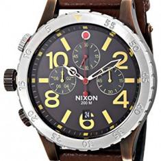 Nixon Men's A3631625 48-20 Stainless | 100% original, import SUA, 10 zile lucratoare a32207 - Ceas barbatesc Nixon, Quartz