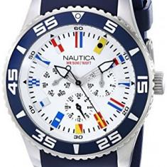 Nautica Men's N12627G NST 07 | 100% original, import SUA, 10 zile lucratoare a22207 - Ceas barbatesc Nautica, Quartz