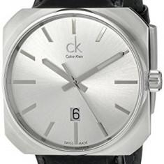 Calvin Klein Men's K1R21120 Solid | 100% original, import SUA, 10 zile lucratoare a32207 - Ceas barbatesc Calvin Klein, Casual, Quartz