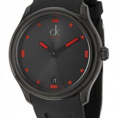 Calvin Klein Men's K2V214DZ Visible | 100% original, import SUA, 10 zile lucratoare a22207 - Ceas barbatesc Calvin Klein, Casual, Quartz