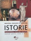 ISTORIE MANUAL PENTRU CLASA A IV-A - Cleopatra Mihailescu