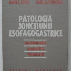 Jocu, Popescu - Patologia Jonctiunii Esofagogastrice - Carte Gastroenterologie