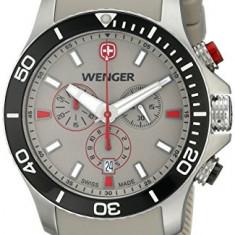 Wenger Men's 0643 105 Analog | 100% original, import SUA, 10 zile lucratoare a32207 - Ceas barbatesc Wenger, Quartz