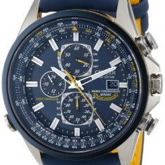 Citizen Men's AT8020-03L Blue Angels | 100% original, import SUA, 10 zile lucratoare a32207 - Ceas barbatesc Citizen, Mecanic-Automatic