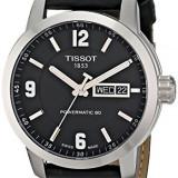 Tissot Men's T0554301605700 PRC 200 | 100% original, import SUA, 10 zile lucratoare a32207 - Ceas barbatesc Tissot, Casual, Mecanic-Automatic