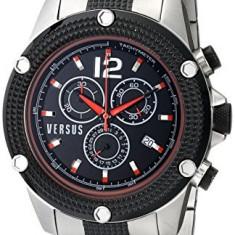 Versus by Versace Men's SOC050014 | 100% original, import SUA, 10 zile lucratoare a32207 - Ceas barbatesc Versace, Casual, Quartz