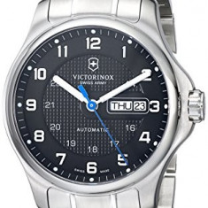 Victorinox Men's 241591 Officers Analog | 100% original, import SUA, 10 zile lucratoare a32207 - Ceas barbatesc Victorinox, Mecanic-Automatic