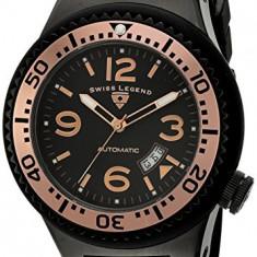 Swiss Legend Men's 11819A-BB-01-RB-W Neptune | 100% original, import SUA, 10 zile lucratoare a22207 - Ceas barbatesc Swiss Legend, Mecanic-Automatic