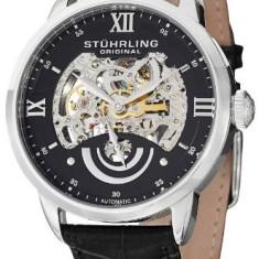 Stuhrling Original Men's 574 02 | 100% original, import SUA, 10 zile lucratoare a22207 - Ceas barbatesc Stuhrling, Mecanic-Automatic