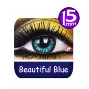 123123Lentile de contact colorate Beautiful Blue.