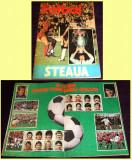 1986 STEAUA - Castigatoarea Cupei Campionilor Europeni, supliment revista Fotbal