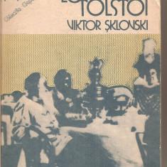 (C6085) LEV TOLSTOI DE VIKTOR SKLOVSKI